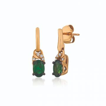 Le Vian Le Vian Nature Greens™ 14k Rose Gold Earrings