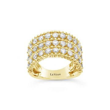 Le Vian Gladiator® 14k Yellow Gold Ring