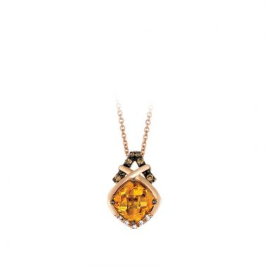 Le Vian 14k Strawberry Gold Pendant