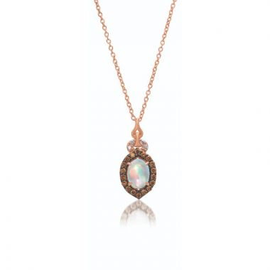 Le Vian Chocolatier 14k Strawberry Gold Pendant