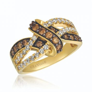 Le Vian 14k Honey Gold Ring