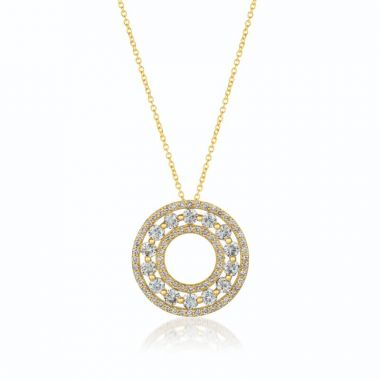 Le Vian Chocolatier 14k Honey Gold Pendant