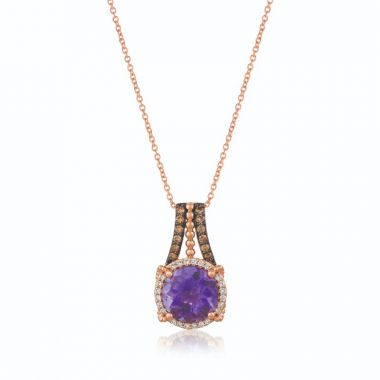Le Vian Red Carpet 14k Strawberry Gold Pendant