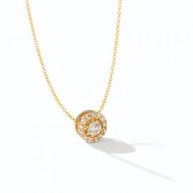 Le Vian Petite 14k Honey Gold Pendant