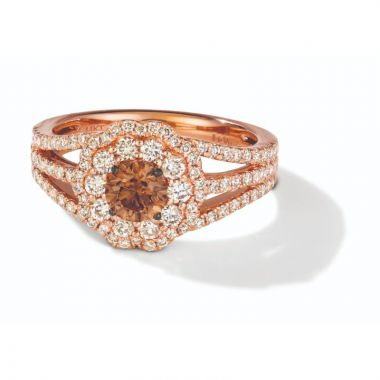 Le Vian Petite 14k Strawberry Gold Ring