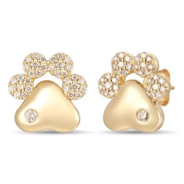 Le Vian Ombre 14k Honey Gold Earrings