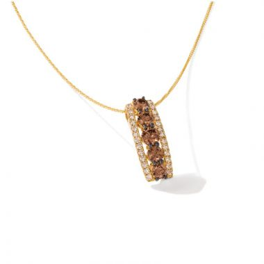 Le Vian Creme Brulee 14k Honey Gold Pendant