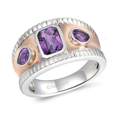 Le Vian Creme Brulee 14k Two Tone Gold Ring