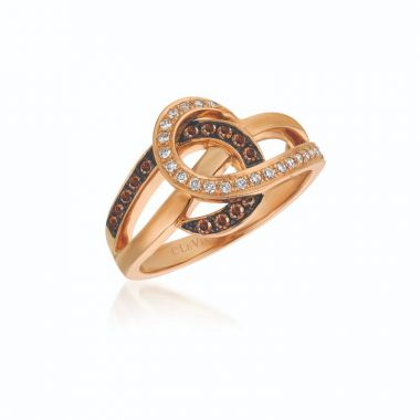 Le Vian Exotics 14k Strawberry Gold Ring