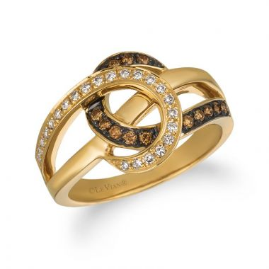 Le Vian Exotics 14k Honey Gold Ring