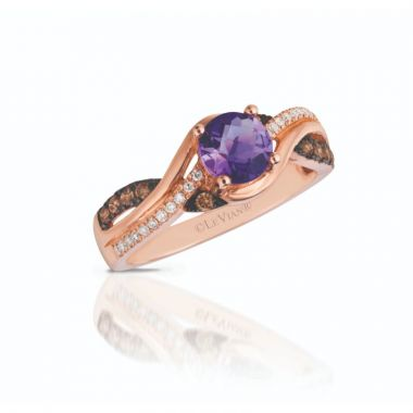 Le Vian Creme Brulee 14k Strawberry Gold Ring