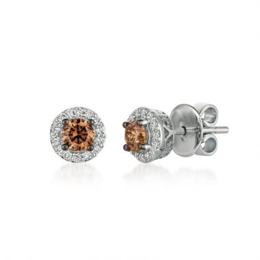 Le Vian Chocolatier 14k Vanilla Gold Earrings