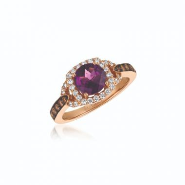 Le Vian Red Carpet 14k Strawberry Gold Ring
